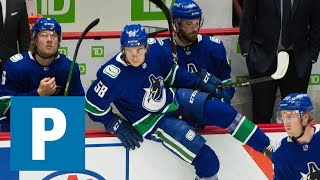 Will Lockwood on Canucks 4-2 win over the Calgary Flames   The Province