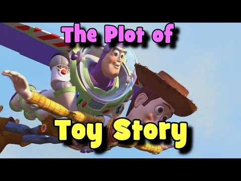The Plot of Toy Story