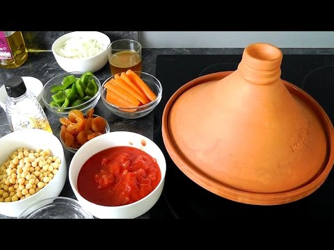Moroccan food LAMB TAJINE Stew recipe How to cook