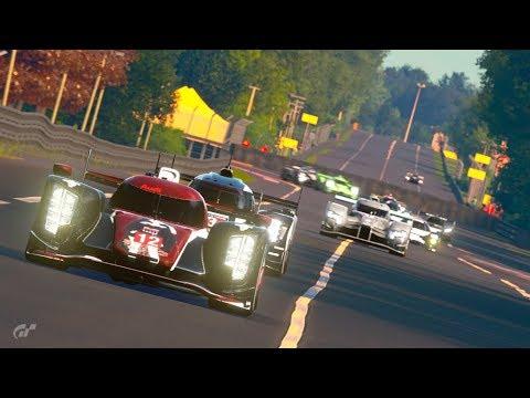 GT Sport - 1st Day Le Mans Online Race // Porsche 919 Hybrid