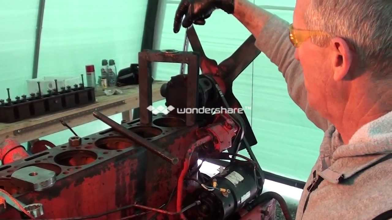 How To Remove A Wet Cylinder Sleeve Using An Extractor