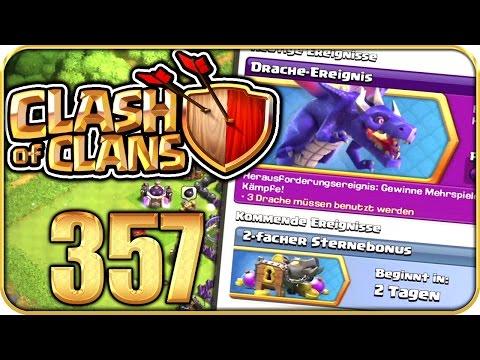 CLASH of CLANS Part 357: Krasses DRACHEN-EREIGNIS