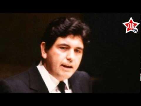 Alan García: Los Peruanos ¡SÍ podemos! - YouTube