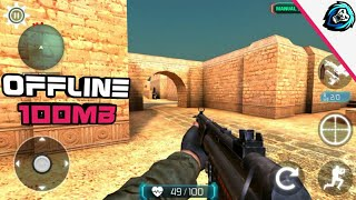 Top 10 Best Offline Android Games Under 100MB | Low MB Games