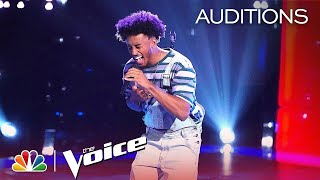 The Voice 2019 Blind Auditions - Domenic Haynes: