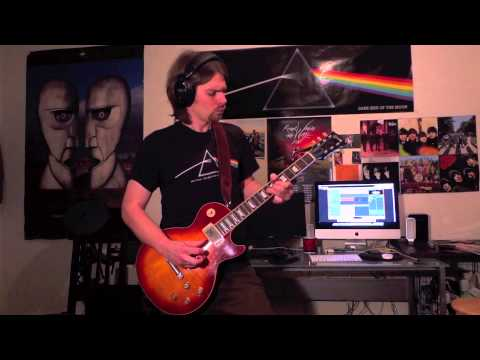 Dream On - Aerosmith - Guitar Cover (HD)