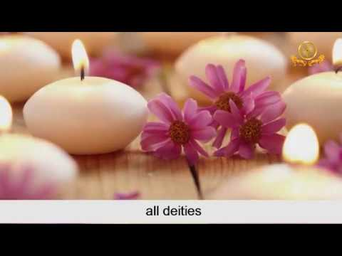 Pali Loving Kindness Meditation with English Subtitles