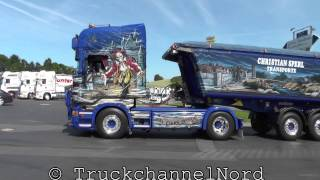 "Scania V8 Sound Open Pipe Compilation|Loud Pipes Save Lifes! [HD] ""Best of TruckchannelNord"""