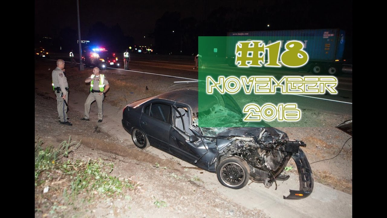 russian car crash compilation 18 november 2016 youtube. Black Bedroom Furniture Sets. Home Design Ideas