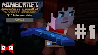 Minecraft: Story Mode Ep. 5: Order Up! - iOS / Android - Walkthrough Gameplay Part 1