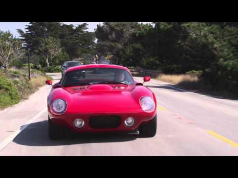 Peter Brock shares the true story behind the Shelby Cobra Daytona