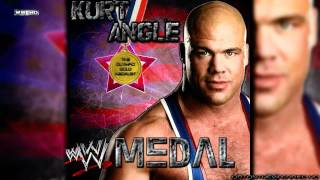 "WWF/E: Kurt Angle Theme Song - ""Medal"" [CD Quality + Download Link] (Custom Cover)"
