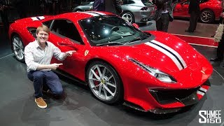 The Ferrari 488 Pista Has Arrived! | First Look