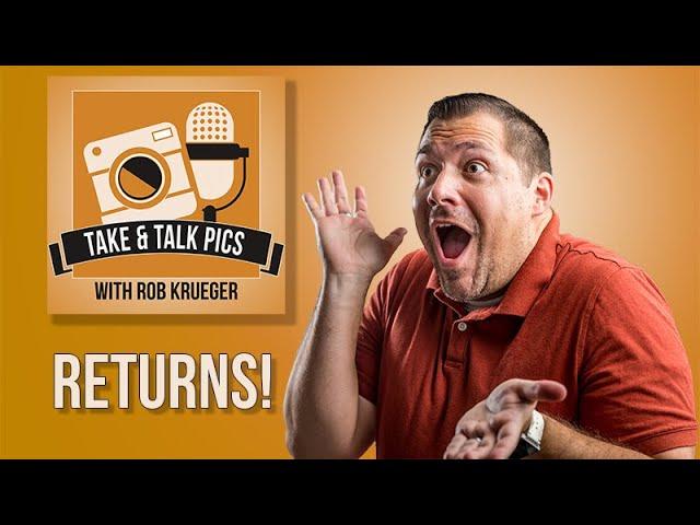 Take & Talk Pics Returns! - Start a Business 2020