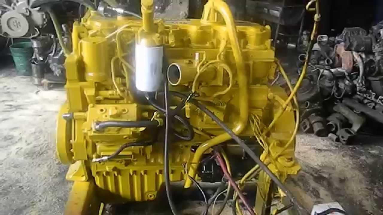 Motor caterpillar 3126 300 hp doovi 300 hp motor