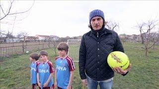 Кузьма создал собственную футбольную команду - Дача 12.04.2014