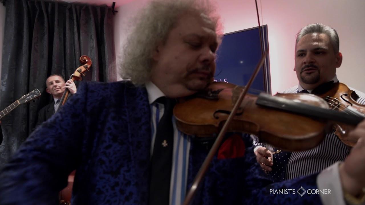 Roby Lakatos Ensemble - Live@Pianist's Corner