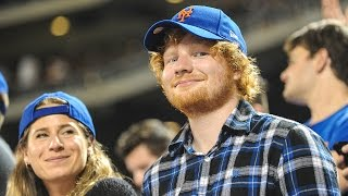 Ed Sheeran SPILLS On His First Date With GF Cherry