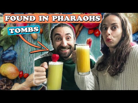 Drinking SACRED Juice in Egypt