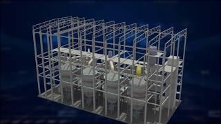 Технологическое оборудование для обогащения калийных руд
