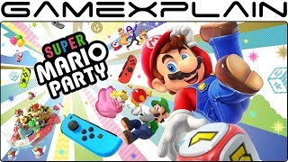 "Super Mario Party Has Online Minigames in ""Mariothon"" Mode!"