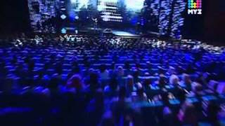 Ани Лорак - Its my life (Концерт на МузТВ)