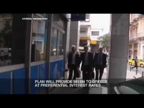 Inside Story - Greece's financial bailout