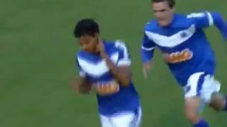 Gol de Wallyson, Corinthians 0x1 Cruzeiro 11ª Rodada Brasileirão 2011