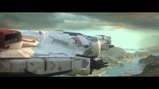 Unreal Engine 4 - Dreadnought Cinematic Space Game