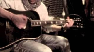 FA-X - acoustic guitar @ studio