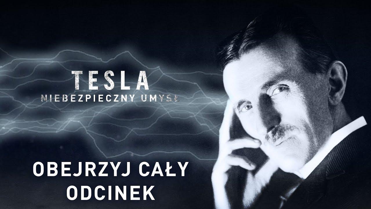 Tesla: niebezpieczny umysł | Obejrzyj CAŁY ODCINEK online! | Discovery Channel