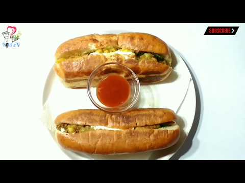 घर-पर-बनाए-हाट-डॉग-स्वादिस्ट-और-आसान-नाश्ता-veg-hot-dog-recipe-in-hindi-instant-nashta
