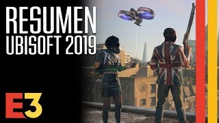 E3 2019: Resumen Ubisoft 2019