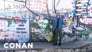 A Sneak Peek At Conan's Visit To The West Bank  - CONAN on TBS thumbnail