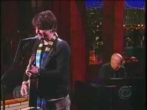 John Mayer Daughters (live On Letterman)