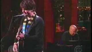 John Mayer Daughters (live on Letterman)