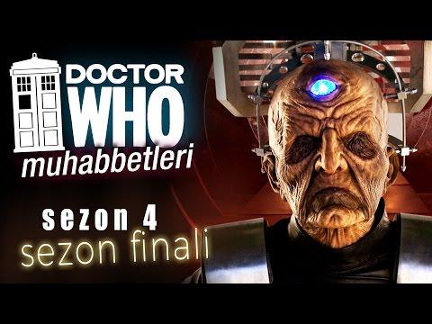 DOCTOR WHO İnceleme - 4. Sezon FİNALİ - TURN LEFT, STOLEN EARTH, JOURNEY