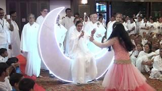 BK Divya Behn Welcome - Rani Pari on Chanda ki Doli - Virar Silver Jubilee