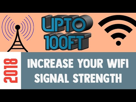 Increase your Wi-Fi signal strength in android!!!