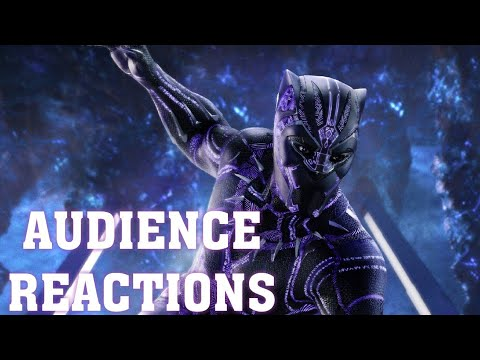 Black Panther - Audience Reactions (Spoilers)