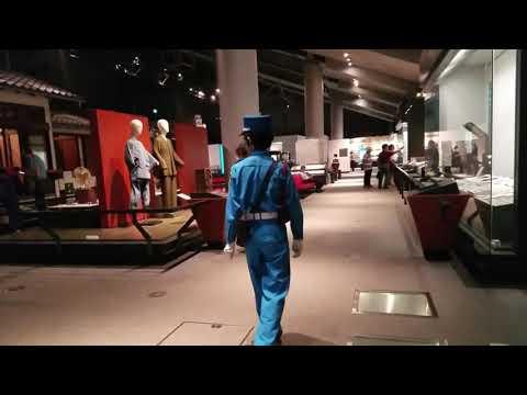 Edo-Tokyo Museum in Japan - 江戸東京博物館 - Quick Visit Walk-Through 9.7.2017
