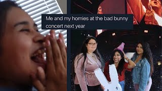 WHAT WE HAD TO DO TO GET THE BAD BUNNY TICKETS