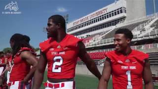 """31 Days in August - """"Media Day"""""""