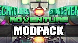 ADVENTURE MODPACK (30 MODS) | 1.7.10 | Pack de Mods #12 | Review en Español - Vikmax