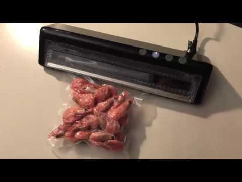 Next-Shine Vacuum Sealer, good worker for food saver