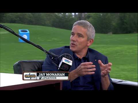 PGA Tour Commissioner Jay Monahan on The Dan Patrick Show (Full Interview) 2/9/17