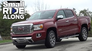 2019 GMC Canyon Denali - Review and Test Drive - Smail Ride Along