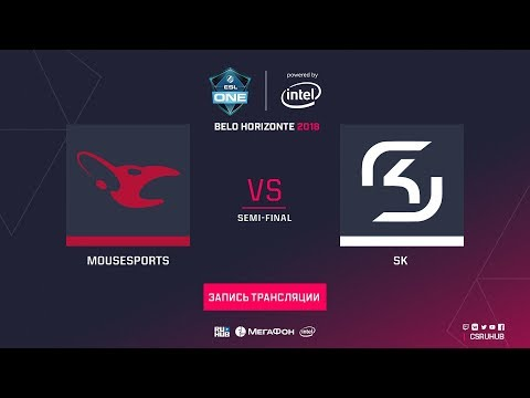mousesports vs SK Gaming vod