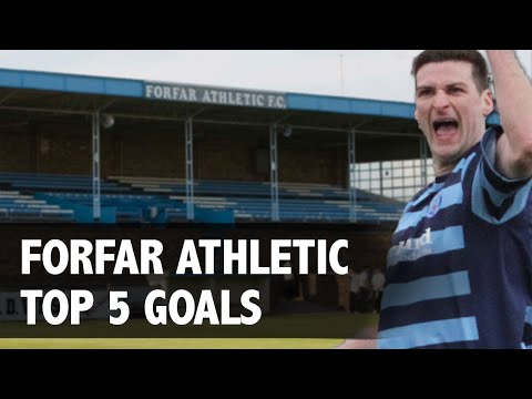 Top 5 Forfar Athletic Goals