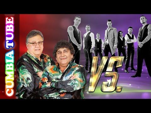 Los Palmeras VS. Ráfaga - Todos los Éxitos Enganchados Cumbia Tube